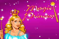 logo magic princess novomatic spelauatomat