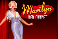 logo marilyn red carpet novomatic spelauatomat