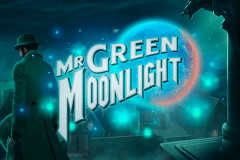 logo mr green moonlight netent spelauatomat