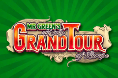 logo mr greens old jolly grand tour of europe netent spelauatomat