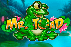 logo mr toad playn go spelauatomat