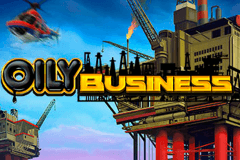 logo oily business playn go spelauatomat