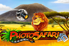 logo photo safari playn go spelauatomat
