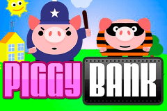 logo piggy bank playn go spelauatomat