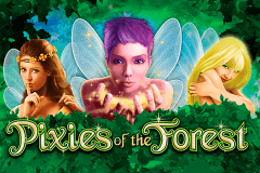 logo pixies of the forest igt spelauatomat