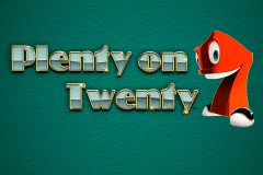 logo plenty on twenty novomatic spelauatomat