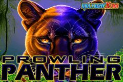 logo prowling panther igt spelauatomat