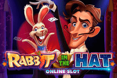 logo rabbit in the hat microgaming spelauatomat