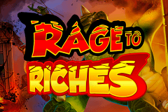 logo rage to riches playn go spelauatomat