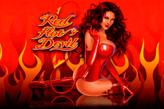logo red hot devil microgaming spelauatomat