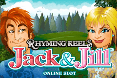 logo rhyming reels jack and jill microgaming spelauatomat