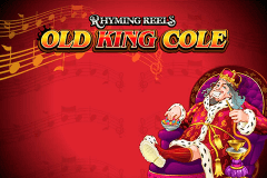 logo rhyming reels old king cole microgaming spelauatomat