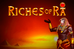logo riches of ra playn go spelauatomat