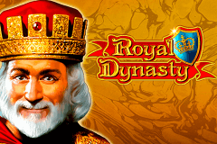 logo royal dynasty novomatic spelauatomat