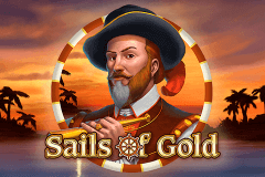 logo sails of gold playn go spelauatomat