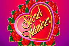 logo secret admirer microgaming spelauatomat