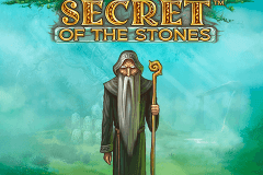 logo secret of the stones netent spelauatomat