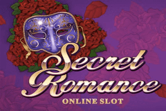 logo secret romance microgaming spelauatomat
