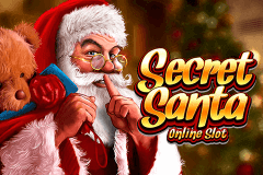 logo secret santa microgaming spelauatomat