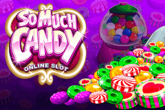 logo so much candy microgaming spelauatomat
