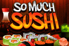 logo so much sushi microgaming spelauatomat