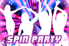 logo spin party playn go spelauatomat