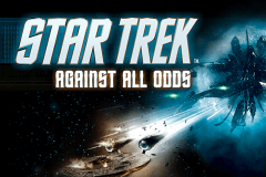 logo star trek against all odds igt spelauatomat