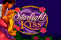 logo starlight kiss microgaming spelauatomat