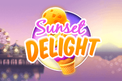 logo sunset delight thunderkick spelauatomat