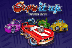 logo supe it up microgaming spelauatomat