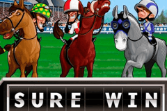 logo sure win microgaming spelauatomat