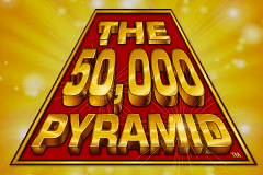 logo the 50000 pyramid igt spelauatomat