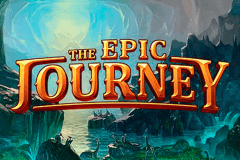 logo the epic journey quickspin spelauatomat