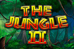 logo the jungle ii microgaming spelauatomat