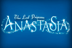logo the lost princess anastasia microgaming spelauatomat