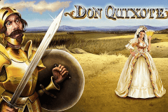 logo the riches of don quixote playtech spelauatomat