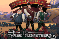 logo the three musketeers quickspin spelauatomat