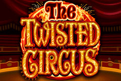 logo the twisted circus microgaming spelauatomat