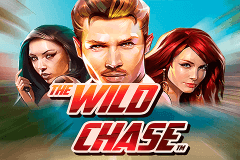 logo the wild chase quickspin spelauatomat