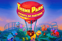logo theme park tickets of fortune netent spelauatomat