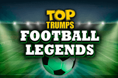 logo top trumps football legends playtech spelauatomat