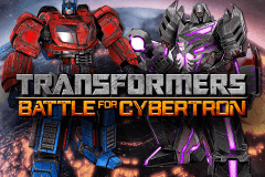 logo transformers battle for cybertron igt spelauatomat