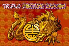 logo triple fortune dragon igt spelauatomat