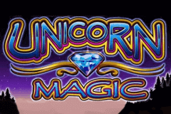 logo unicorn magic novomatic spelauatomat