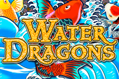 logo water dragons igt spelauatomat