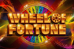 logo wheel of fortune igt spelauatomat