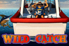 logo wild catch microgaming spelauatomat