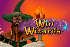 logo win wizards novomatic spelauatomat