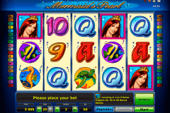 mermaids pearl deluxe novomatic casino slot spel