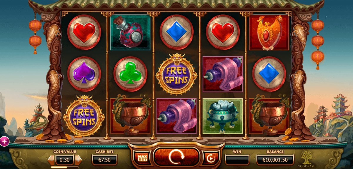 monkey king yggdrasil casino slot spel